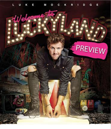 WELCOME TO LUCKYLAND - Preview