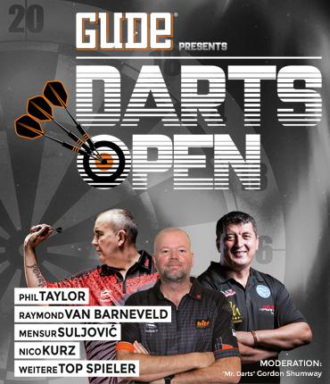 GUDE Darts Open Frankfurt