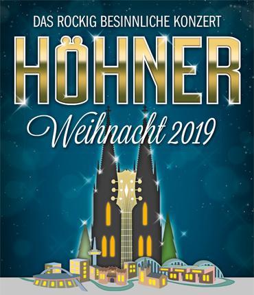 Höhner Weihnacht 2019