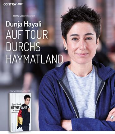 Auf Tour durch's Haymatland
