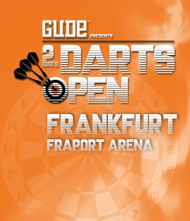 2. GUDE DARTS OPEN FRANKFURT