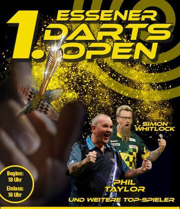 1. Darts Open Essen