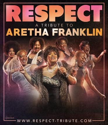 Die Aretha Franklin Tribute Show