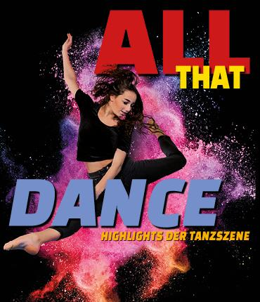 Aureliana (Mittag) & All that Dance (Abend)