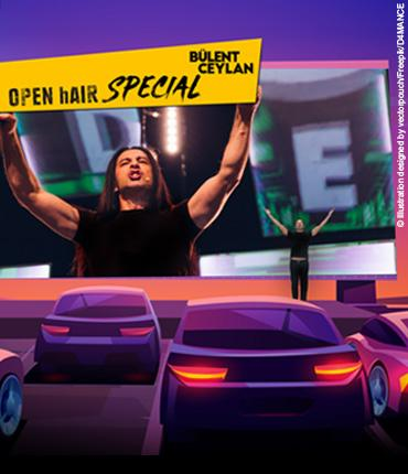 OPEN hAIR SPECIAL