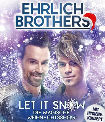 LET IT SNOW - Die magische Weihnachtsshow