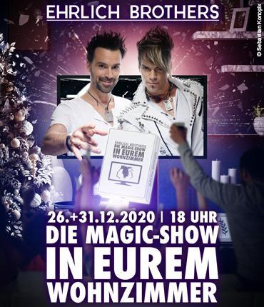 DIE MAGIC-SHOW IN EUREM WOHNZIMMER