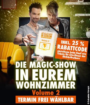 2. MAGIC-SHOW IN EUREM WOHNZIMMER - Das Osterspecial