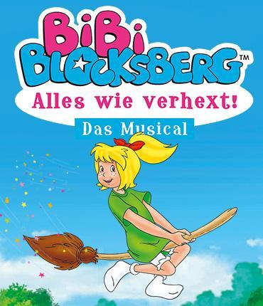 """""""Alles wie verhext!"""" - Libretto: Marcell Gödde, Musik: Martin de Vries"""